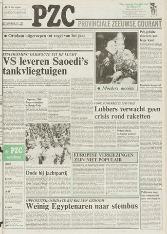 Provinciale Zeeuwse Courant 1984-05-28