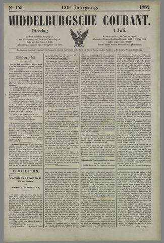 Middelburgsche Courant 1882-07-04