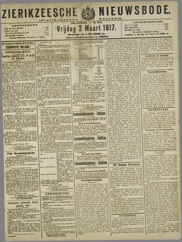 Zierikzeesche Nieuwsbode 1917-03-02