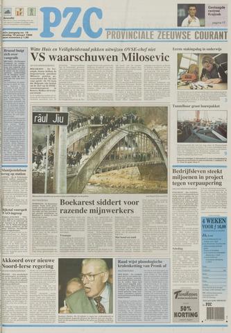 Provinciale Zeeuwse Courant 1999-01-19