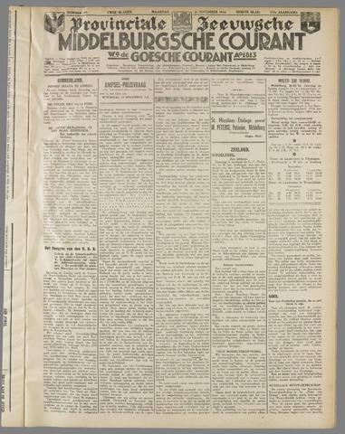 Middelburgsche Courant 1934-11-26