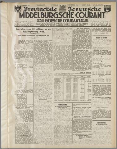 Middelburgsche Courant 1934-09-19