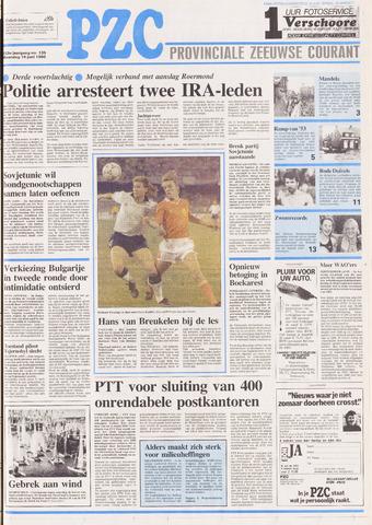 Provinciale Zeeuwse Courant 1990-06-18