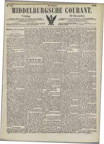 Middelburgsche Courant 1899-12-29