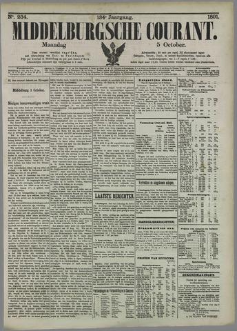 Middelburgsche Courant 1891-10-05