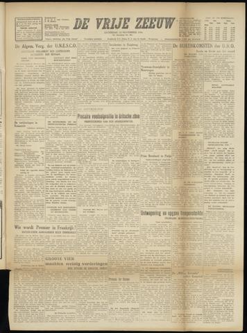 de Vrije Zeeuw 1946-11-23