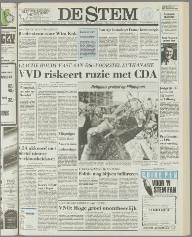 de Stem 1986-02-13