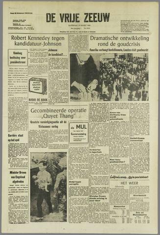 de Vrije Zeeuw 1968-03-16