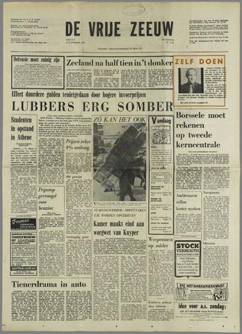 de Vrije Zeeuw 1973-11-16