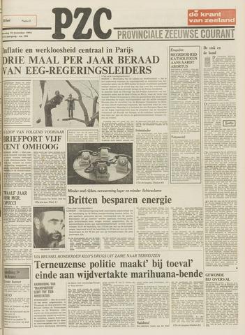Provinciale Zeeuwse Courant 1974-12-10