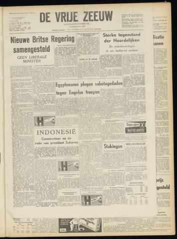 de Vrije Zeeuw 1951-10-29