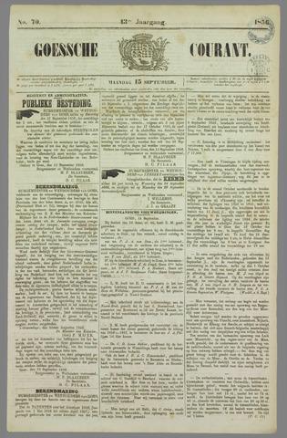 Goessche Courant 1856-09-15