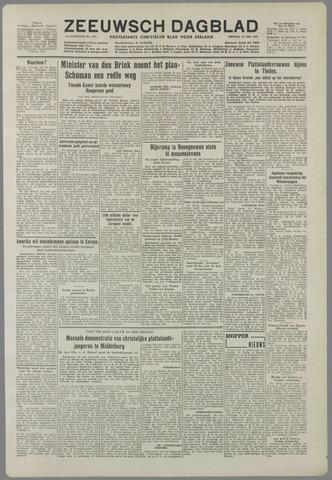 Zeeuwsch Dagblad 1950-05-12