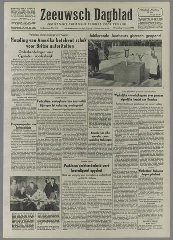 Zeeuwsch Dagblad 1956-03-14