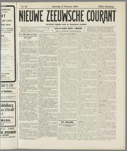 Nieuwe Zeeuwsche Courant 1909-02-06