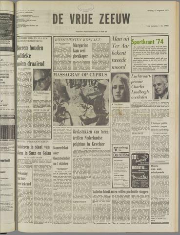 de Vrije Zeeuw 1974-08-27