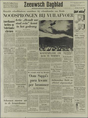 Zeeuwsch Dagblad 1962-07-10