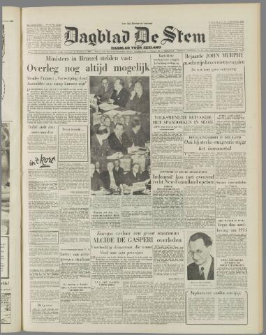de Stem 1954-08-20