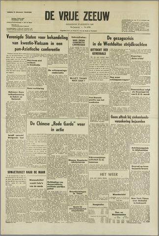 de Vrije Zeeuw 1966-08-25