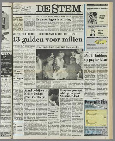 de Stem 1989-08-23