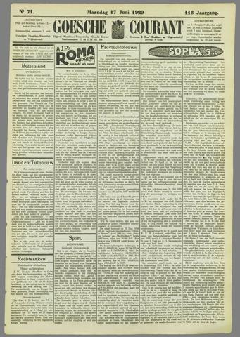 Goessche Courant 1929-06-17