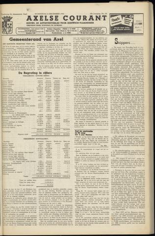 Axelsche Courant 1954-12-08