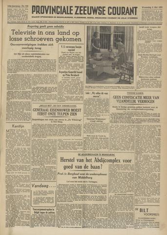 Provinciale Zeeuwse Courant 1951-05-09
