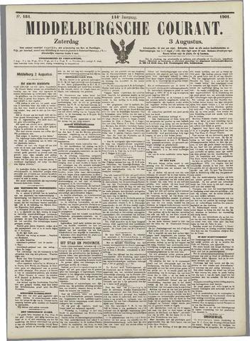 Middelburgsche Courant 1901-08-03