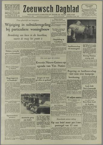 Zeeuwsch Dagblad 1957-09-19