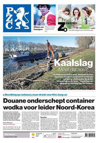 Provinciale Zeeuwse Courant 2019-02-26
