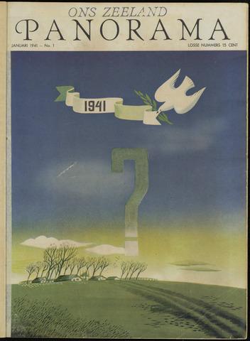 Ons Zeeland / Zeeuwsche editie 1941