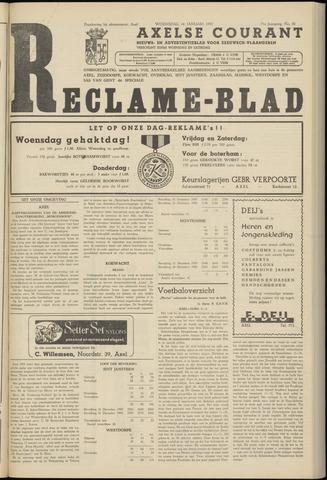 Axelsche Courant 1957-01-16