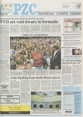 Provinciale Zeeuwse Courant 2002-07-09