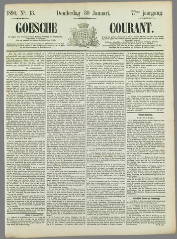 Goessche Courant 1890-01-30