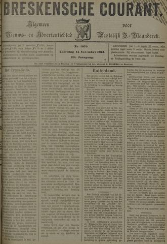 Breskensche Courant 1913-11-15