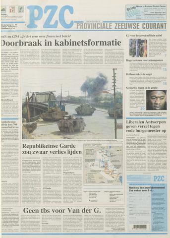Provinciale Zeeuwse Courant 2003-04-01