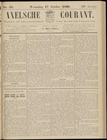 Axelsche Courant 1906-10-17