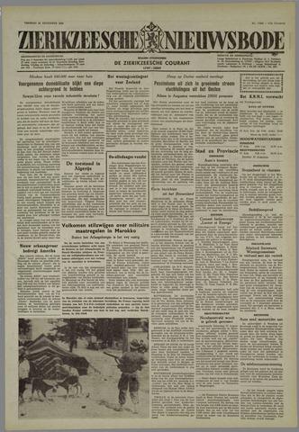 Zierikzeesche Nieuwsbode 1955-08-26