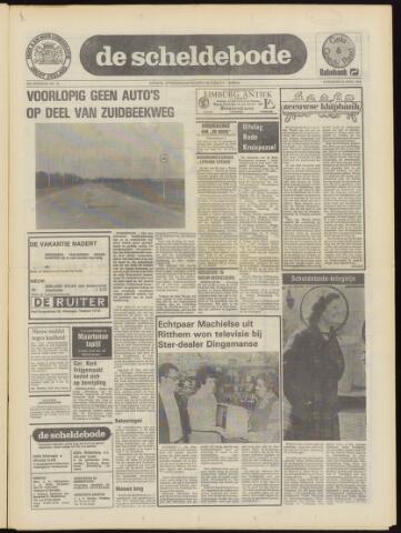 Scheldebode 1975-05-01