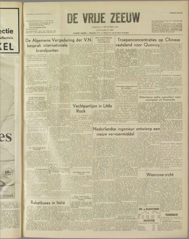 de Vrije Zeeuw 1958-09-26