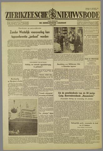 Zierikzeesche Nieuwsbode 1959-10-23