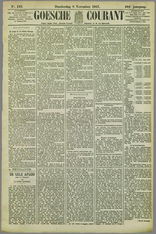 Goessche Courant 1917-11-04