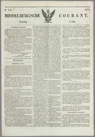 Middelburgsche Courant 1871-07-04