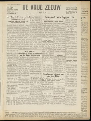 de Vrije Zeeuw 1950-05-09