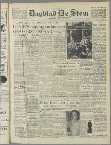 de Stem 1950-11-22