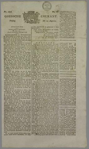 Goessche Courant 1826-08-25