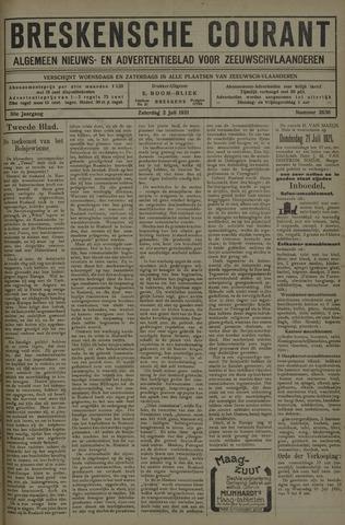 Breskensche Courant 1921-07-02