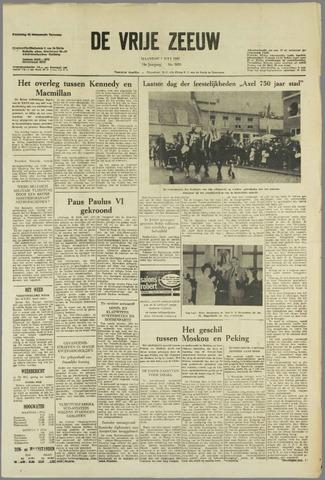 de Vrije Zeeuw 1963-07-01