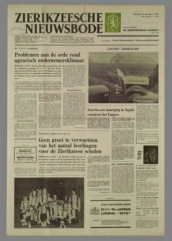 Zierikzeesche Nieuwsbode 1975-12-16