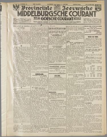 Middelburgsche Courant 1934-01-27